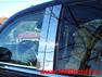 Накладки на стойку дверей (комп #1) Cadillac Escalade 2007 - 2014
